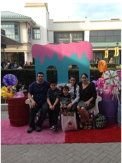 rene lopez and family